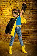 Детский карнавальный костюм Плащ Бэтмена