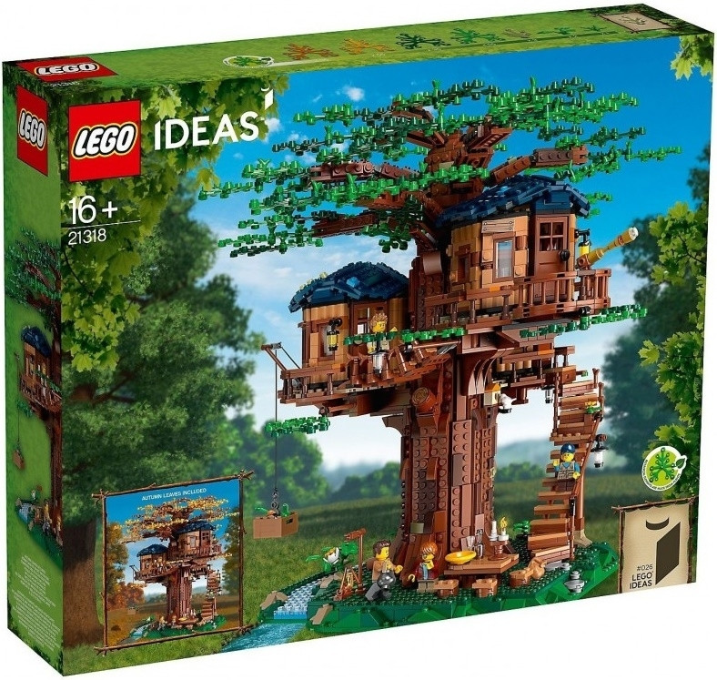 "Конструктор Bela 11364 ""Будинок на дереві"" (аналог Lego Ideas 21318), 3056 деталей"