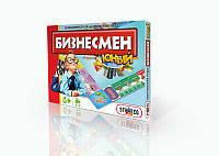 Настольная игра STRATEG Юный Бизнесмен 2-331-8666, КОД: 120486