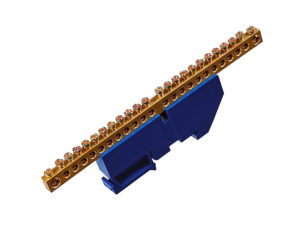 Шина изолированная «N» на DIN-рейку ШЛІ 6х9-24 TechnoSystems TNSy5500189