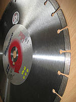 Алмазный диск Husqvarna VN 45 для алмазной резке бетона и железобетон диаметром 400мм.