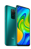 Смартфон ксиоми с нфс чипом,большим дисплеем и 4 камерами Xiaomi Redmi Note 9 NFC 4/128 Green Octa-core ЕВРОПА