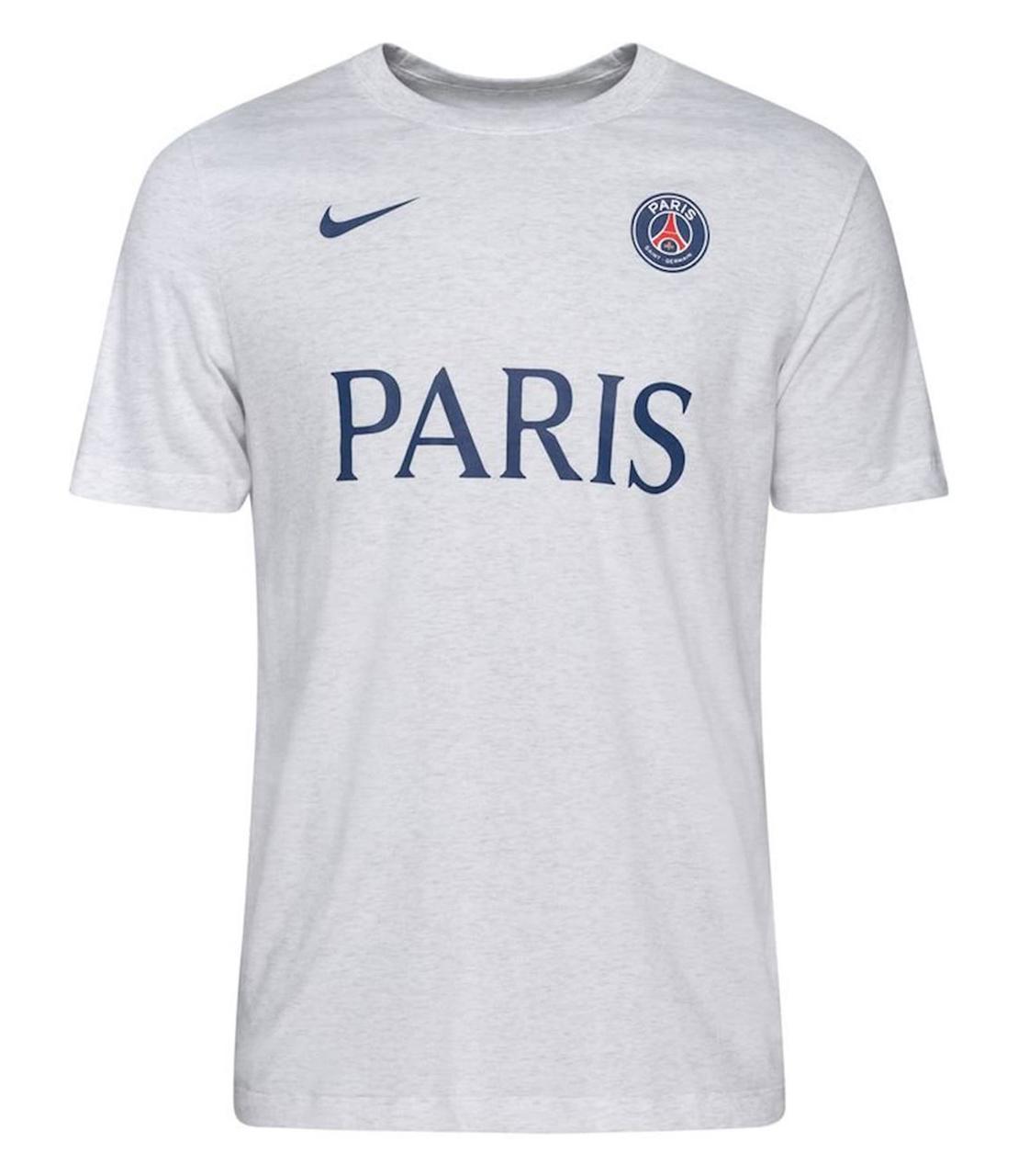 Футболка спортивная Nike PSG Dry Tee Core Match CD1232-051 Серый