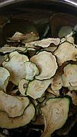 Овочеві чіпси з кабачків