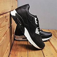 Кросівки чоловічі чорні Барс 90