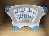 Набор детский для унитаза сиденье-накладка для унитаза и подставка для ног, фото 9