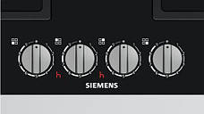 Варочная поверхность газовая Siemens ER6A6PD70R Черный, фото 3