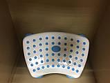 Набор детский для унитаза сиденье-накладка для унитаза и подставка для ног, фото 10