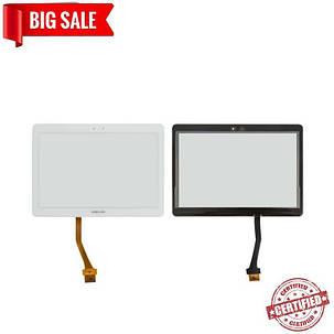 Сенсор (тачскрін) для планшета Samsung P5200 Galaxy Tab3, P5210 Galaxy Tab3 original білий, фото 2