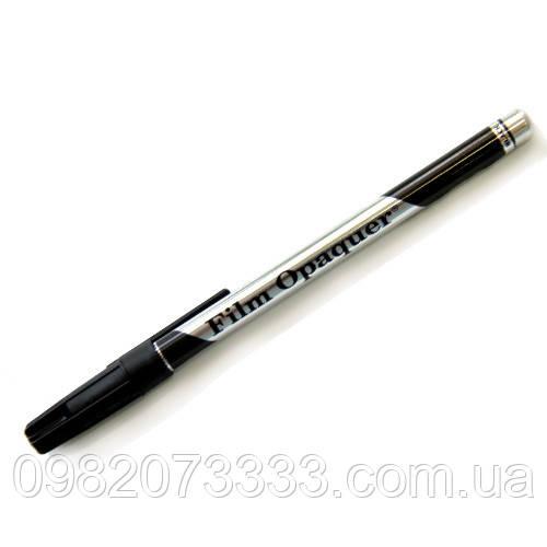 Фломастер (140х8мм) предназначен для коррекции линий в местах примыкания плёнки к уплотнителю.