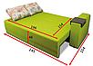 Прямой диван Оскар Вика, фото 4