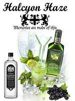 Жидкость Halcyon Haze Gins Addiction (Джин, смородина, абсент, лимон, мята, ментол) 100 мл.