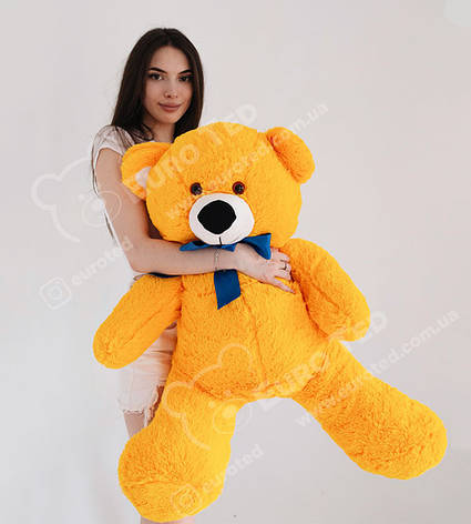 Плюшевий Ведмедик Апельсин 120см (Версія Limited), фото 2