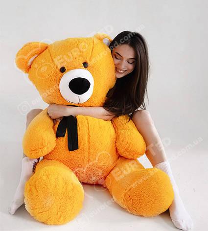 Плюшевий Ведмедик Апельсин 140см (Версія Limited), фото 2