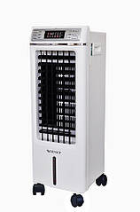 Климатическая установка Zenet Zet-473 - мойка воздуха, увлажнение и очистка, охлаждение и обогрев