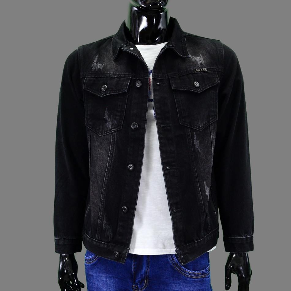 Куртка чоловіча AWIVGOSS Y-013 70% бавовна 28% поліестер 2% еластан 3XL(Р)