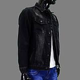 Куртка чоловіча AWIVGOSS Y-013 70% бавовна 28% поліестер 2% еластан 3XL(Р), фото 2