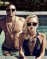 Брендовые оригинальные солнцезащитные очки медуза Versace
