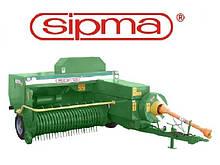 Запчасти на тюковый пресс-подборщик Sipma