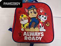 Рюкзак для мальчиков оптом, Disney, 25*25*9 рр.,  № PAW02BOY