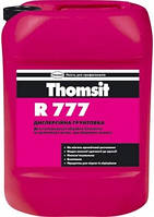 Дисперсионная грунтовка для впитывающих минеральных оснований Thomsit R 777(Томзит Р 777) 10л