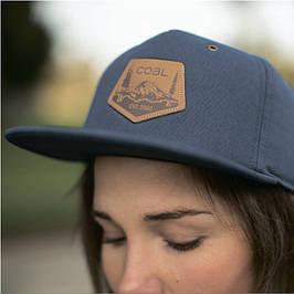 Модные кепки бренда COAL