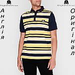 Поло мужское Lonsdale из Англии - в полоску, фото 5