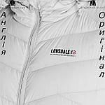 Куртка пуховик легкая мужская Lonsdale из Англии - демисезонная, фото 6
