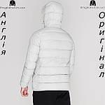 Куртка пуховик легкая мужская Lonsdale из Англии - демисезонная, фото 5