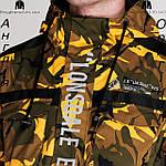 Куртка ветровка легкая мужская Lonsdale из Англии - камуфляжная, фото 5