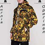 Куртка ветровка легкая мужская Lonsdale из Англии - камуфляжная, фото 7