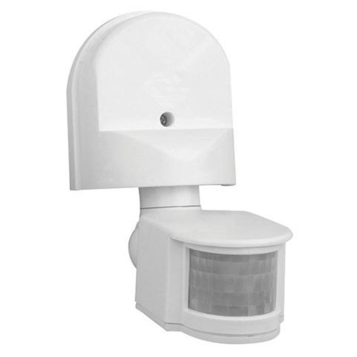 Датчик движения HOROZ ELECTRIC CORONA 1000W 220-240V IP44 180гр. белый/черный