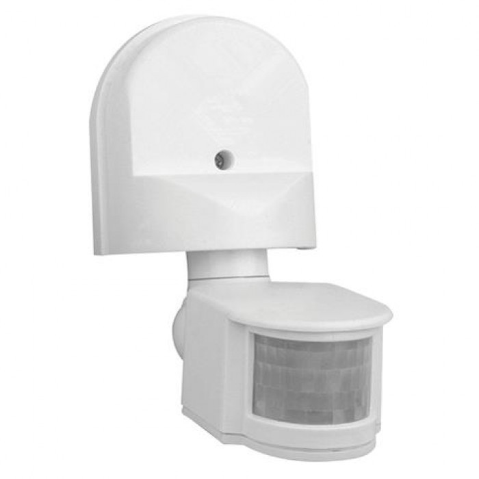 Датчик руху HOROZ ELECTRIC 140 CORONA HL481 (білий,чорний)