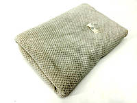 Полотенце сауна фибра-махра бежевого цвета (95*190 см.)