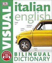 Книга Italian-English Bilingual Visual Dictionary