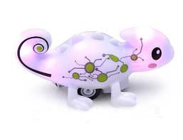 Интерактивная игрушка Хамелеон Световые и звуковые эффекты