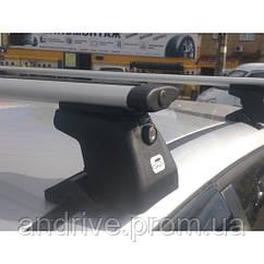 Багажник на крышу Renault Scenic II 2003-2009 (на штатные места)