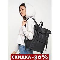Рюкзак практичный Roll 0SH черный