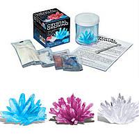 Детский научный набор для создания кристаллов 4M , игрушки для мальчиков, для девочек от 10 лет