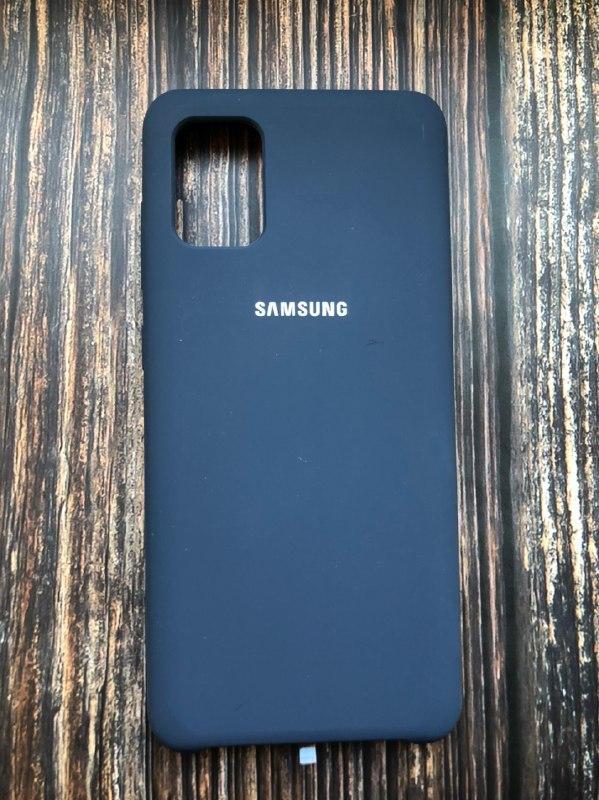"""Чохол Samsung A31 - """"Темна опівночі №8"""""""