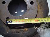 Тормозной барабанMazda 626 GF 1997-2002г.в. 27см, фото 3
