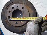 Тормозной барабанMazda 626 GF 1997-2002г.в. 27см, фото 4