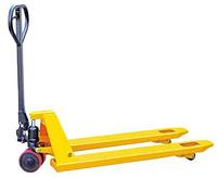 DB-III 2500P ручные гидравлические тележки для перемещения паллет, г/п 2500 кг, вилы 1150/550