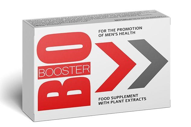 Biobooster (Биобустер) - капсулы для потенции