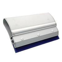 Ракель алюминиевый с полиуретаном. Размер: 205х128х30мм, полиуретан 20см. Корпус легок, эргономична рукоятка