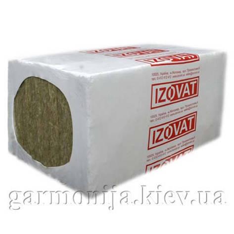 Базальтовая вата IZOVAT 45 (45 пл), 50мм, 6 м.кв., фото 2