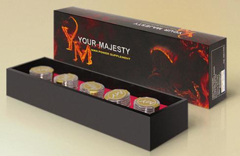 Your Majesty (Йор Мэджести) - капсулы для повышения потенции