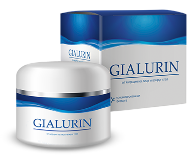Gialurin (Гиалурин) - крем от морщин на лице и вокруг глаз