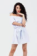 Удобное женское платье Sonia, белый