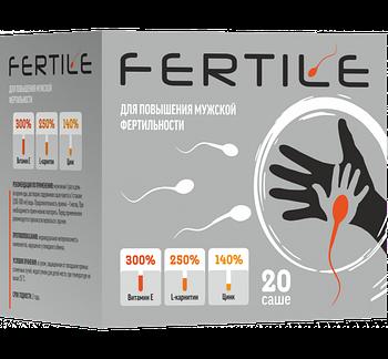 Fertile (Фертиль) - капсулы для повышения мужской фертильности